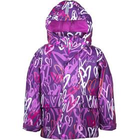 Kamik Heart Jacket Kinder vibrant/viola